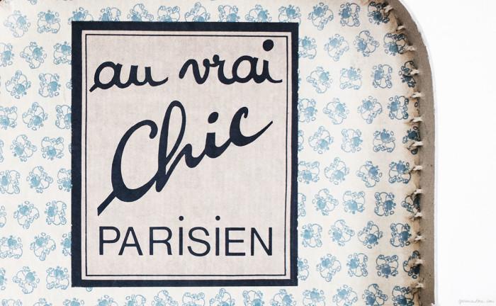 au vrai chic parisien