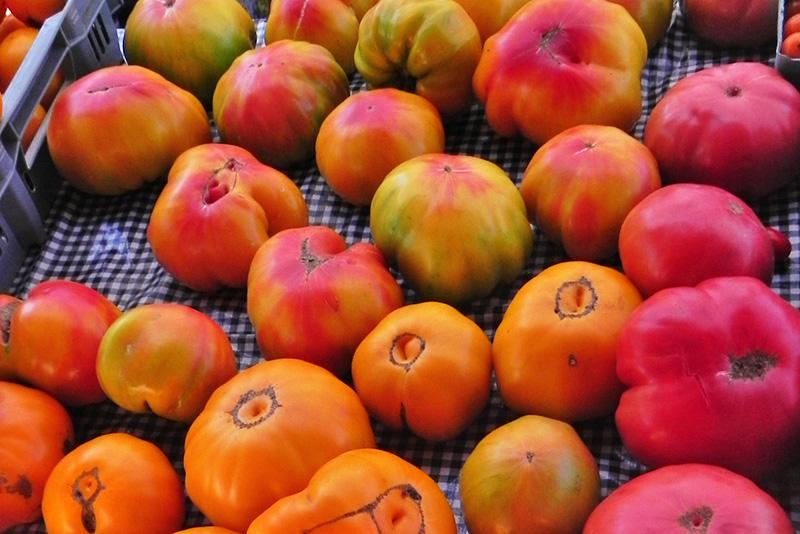 heirloom tomatoes rhinebeck farmers market